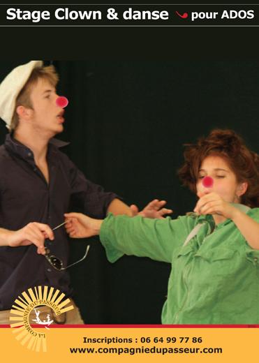stage clown et danse / ADOS @ montlaux | Montlaux | Provence-Alpes-Côte d'Azur | France