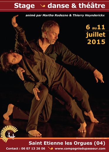 Stage Danse & Théâtre @ St Etienne les Orgues | Annecy | Rhône-Alpes | France